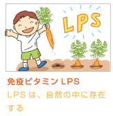 免疫ビタミンLPS02
